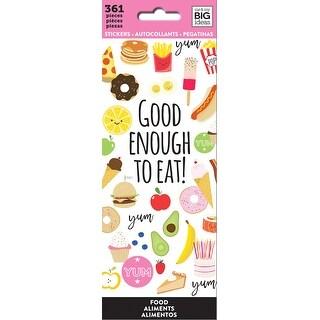 Me & My Big Ideas Stickers-Food Stickers