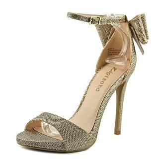 Zigi Soho Remi Women Gold Heels