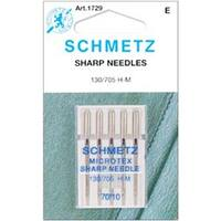 Size 10/70 5/Pkg - Microtex Sharp Machine Needles