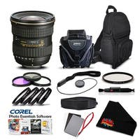 Tokina AT-X 116 PRO DX-II 11-16mm f/2.8 Lens (for Sony) (Intl Model) Lens Accessory Kit - black