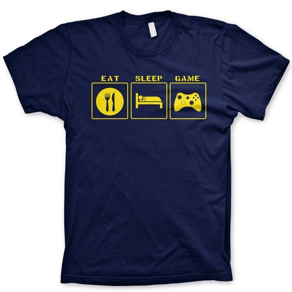 39535f420 Shop Kid s Eat Sleep Game t-shirt youth video gamer shirt - On Sale - Free  Shipping On Orders Over  45 - Overstock - 23031749