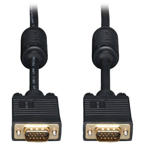 Tripp Lite P502-025 Vga High-Resolution Coaxial Monitor Cable (25Ft)