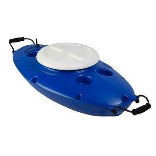 Creekkooler Creek Kooler 30 Quart Floating Cooler-Royal Blue
