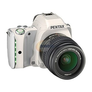 PENTAX K-S1 06581 Dusk Gold 20.12MP Digital SLR Camera w\ DA L 18-55mm Lens (International Model)