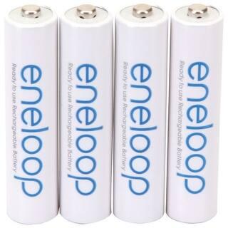 Panasonic Bk-4Mcca4Ba Eneloop(R) Batteries (Aaa; 4 Pk) https://ak1.ostkcdn.com/images/products/is/images/direct/f0fd1808b72dc1150dd4e60ea4f5bc5172ce6a30/Aaa-Eneloop-Batt-4-Pk.jpg?impolicy=medium