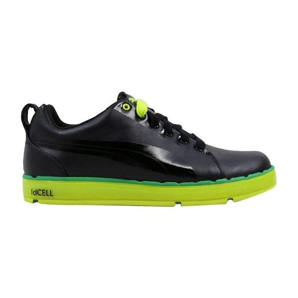 52d30781228b Shop Puma HC Lux LE Golf Black Lime Punch-Amazon 186093 01 Men s - Free  Shipping Today - Overstock - 21892897