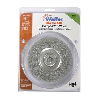 """Weiler 36405 Fine Crimped Wire Wheel, 5"""""""