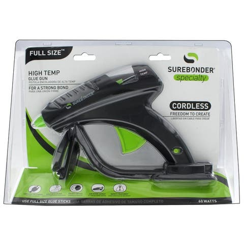 Cl-800f surebonder glue gun full high temp cordless 60watt