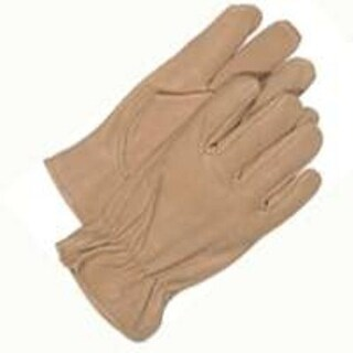 Boss 4052M Unlined Grain Pigskin Leather Glove, Medium