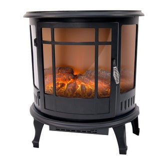 Link to Grand Aspirations Richmond Electric Stove Heater Similar Items in Heaters, Fans & AC