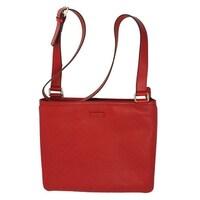 45c2ec303c3f Gucci Men's Red Leather Medium Diamante Cross Body Shoulder Bag 201446 6523