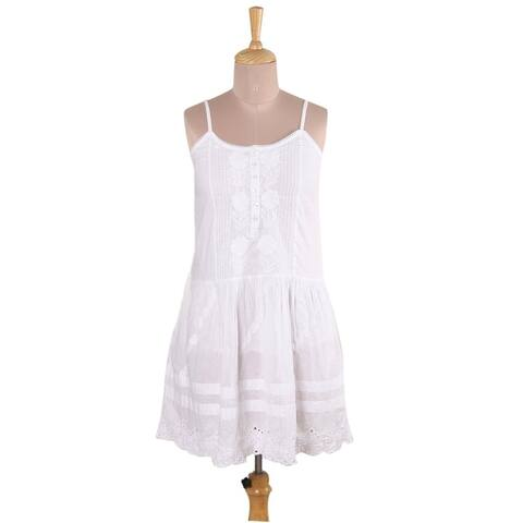 NOVICA Cool Style, Cotton sundress