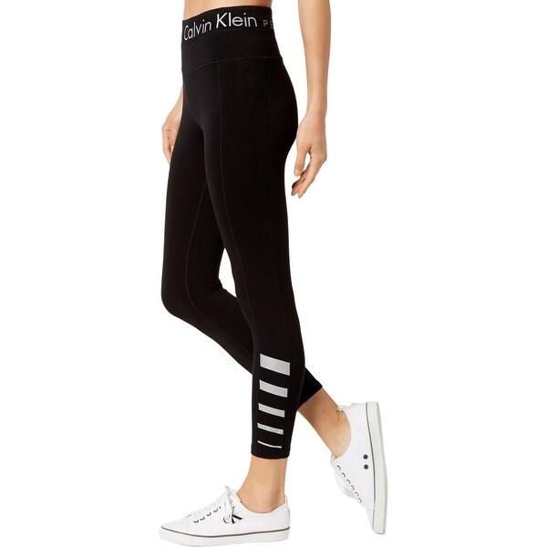 008bf75d72583 Shop Calvin Klein Performance Womens Athletic Leggings Fitness ...