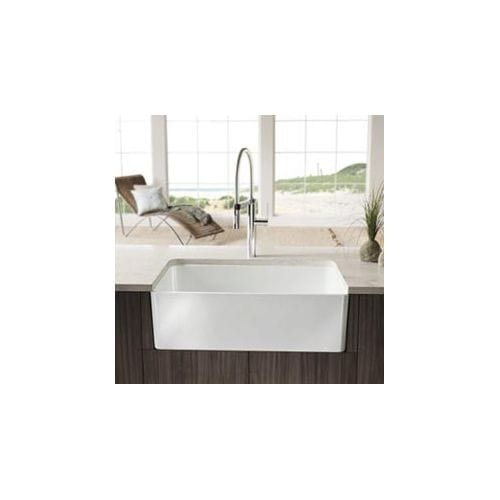 Blanco 518540 Cerana 30 Inch Farmhouse Kitchen Sink Apron Front Fireclay  Sink Wi