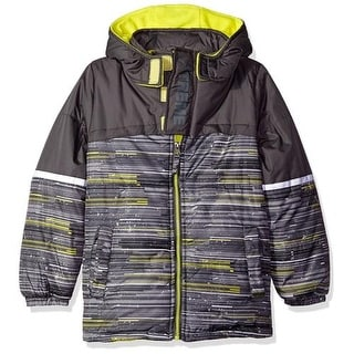 iXtreme Boys 4-7 Digital Print Puffer Jacket
