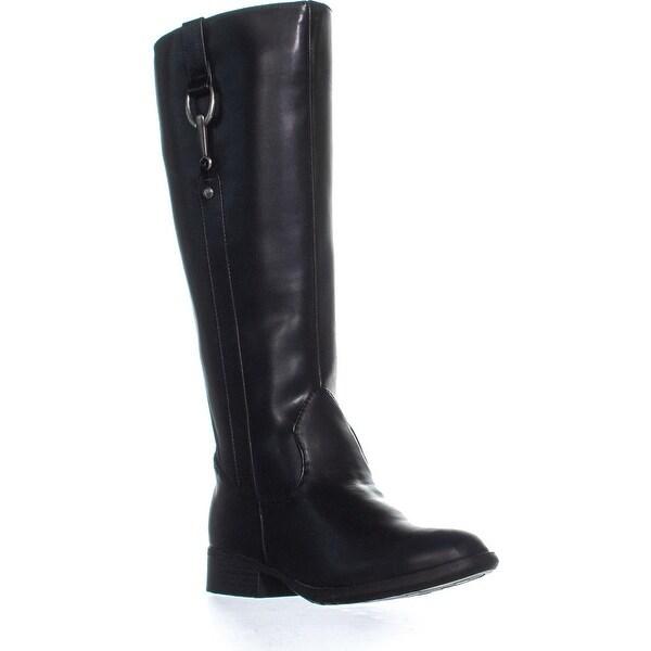 Shop LifeStride X-Ibit Wide Calf Boots, us Black - 7 w us Boots, - - 24019557 780b7f