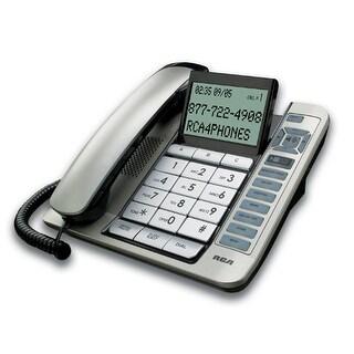 RCA 1114-1BSGA Corded Desktop ITAD Phone
