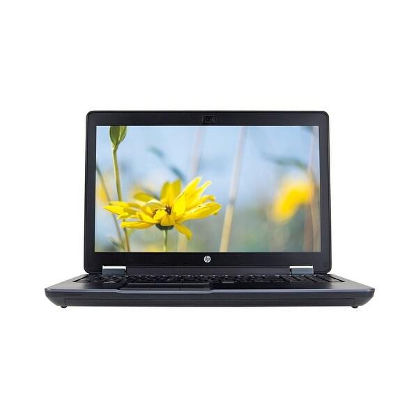 """HP ZBook 15 G2 Intel Core i7-4810MQ 2.8GHz 16GB RAM 500GB HDD DVD-RW 15.6"""" Full HD Win 10 Pro Workstation (Refurbished)"""