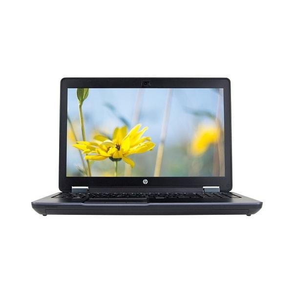 """HP ZBook 15 G2 Intel Core i7-4810MQ 2.8GHz 16GB RAM 750GB HDD DVD-RW 15.6"""" Full HD Win 10 Pro Workstation (Refurbished)"""