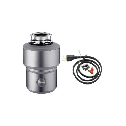InSinkErator Excel Evolution 1 HP Garbage Disposal with Soundseal Plus Technology - N/A