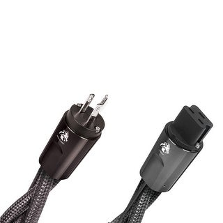 AudioQuest NRG Dragon High-Current 20-Amp AC Power Cable - 3 Meters