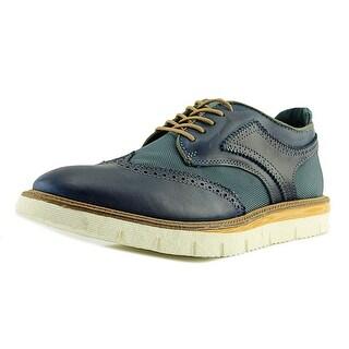 Steve Madden Sencha   Wingtip Toe Leather  Oxford