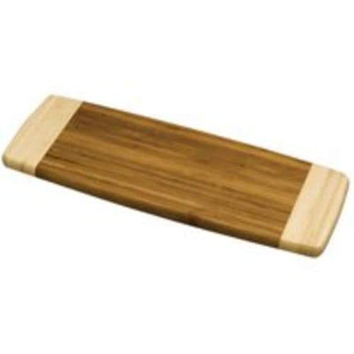 "Waddell BCB11 Cut Board Bamboo Bar Top, 14-1/2"" x 5-1/2"""