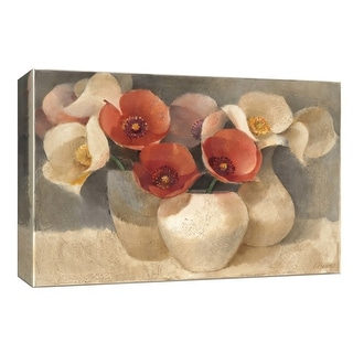 "PTM Images 9-153946  PTM Canvas Collection 8"" x 10"" - ""Bloom"" Giclee Flowers Art Print on Canvas"