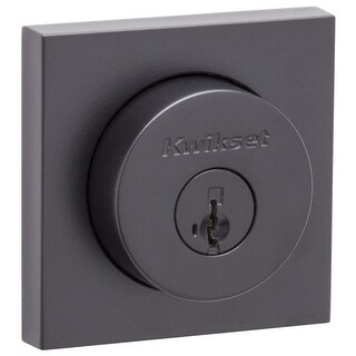 Kwikset 158SQT-S Halifax Single Cylinder Deadbolt with Smartkey Technology (5 options available)