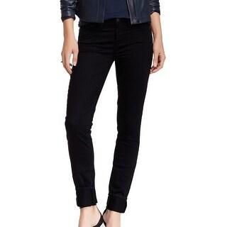 Vince. NEW Black Women's Size 25X30 Stretch 5-Pocket Slim Skinny Jeans