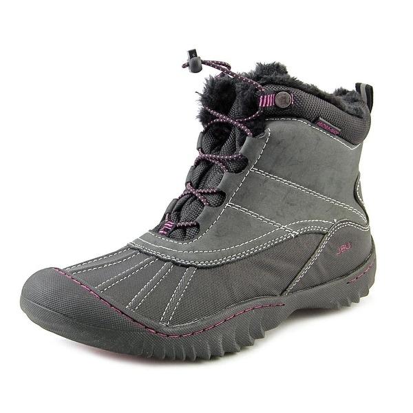 JBU by Jambu Pullman Women Black Snow Boots