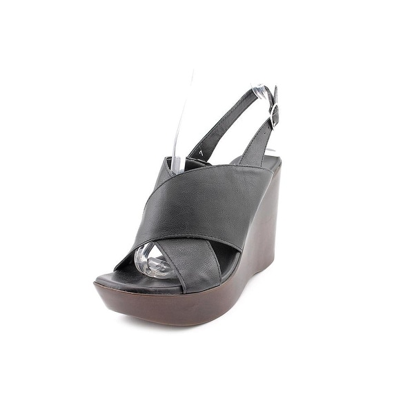 Callisto Devone Slingback Women Open-Toe Leather Slingback Heel