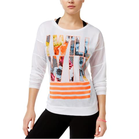 Energie Womens Self Inspired Graphic T-Shirt