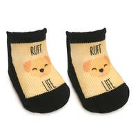 Ruff Life Baby Socks 0-6 Month - Multi