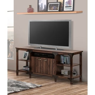 Link to Logan Walnut 63-inch TV Stand Similar Items in TV Stands & Entertainment Centers
