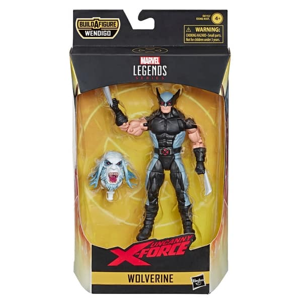 """Marvel Legends Wolverine 12/"""" Collectible Action Figure Hasbro"""