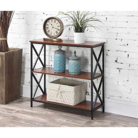Carbon Loft Ehrlich 3-Tier Bookcase