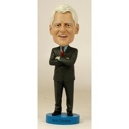 Bill Clinton Collectors Edition Bobblehead - multi