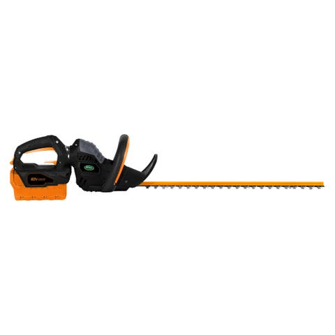 Scotts 24- Inch Cordless 24 Volt Lithium Ion Hedge Trimmer
