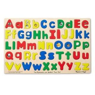Puzzle Upper & Lowercase Alphabet
