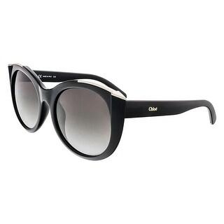Chloe CE659SR 210 Brown Oversized Chloe sunglasses