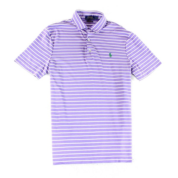 1c1c285e Shop Polo Ralph Lauren NEW Purple Mens Size XS Polo Rugby Pima Cotton -  Free Shipping On Orders Over $45 - Overstock.com - 18342315