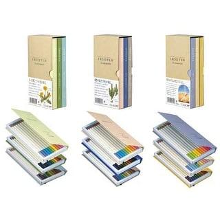 Tombow - Irojiten 30-Color Colored Pencil Set - Pale Tones