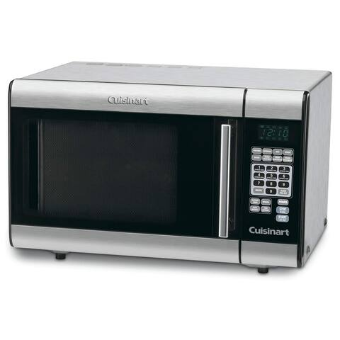 Cuisinart CMW-100FR 1-Cubic-Foot Stainless Steel Microwave Oven, certified Refurbished