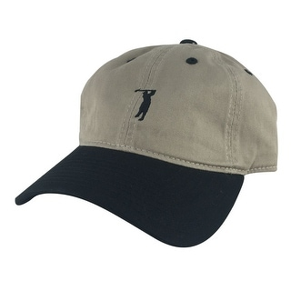 CapRobot Golfer Swing Low Crown Cotton Adjustable Dad Cap Hat