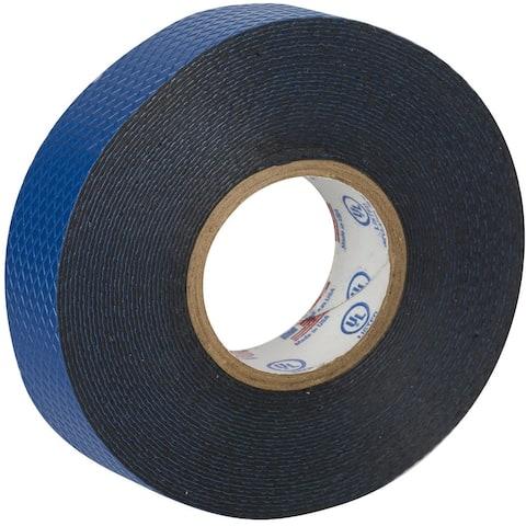 "Duck 04200 Rubber Splicing Tape, 3/4"" X 22"", Black"