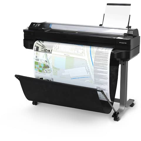 "HP DesignJet T520 24"" Large-Format Inkjet Printer"