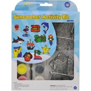 Suncatcher Group Activity Kit-Pirate 12/Pkg