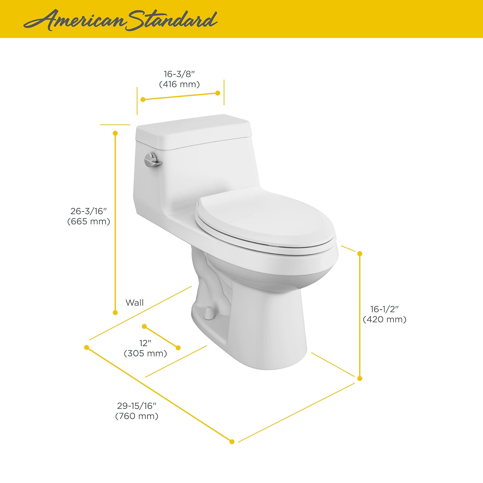 Shop American Standard 2961a104sc Colony 1 28 Gpf One Piece Elongated Chair White Overstock 30138083,How To Decorate A Desk Area