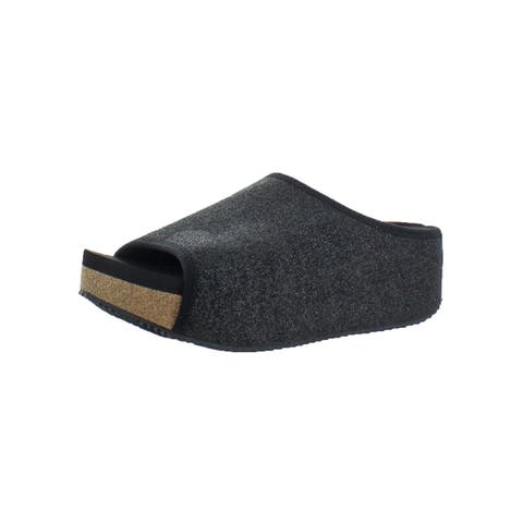 377e8b61e Volatile Womens Festina Wedge Sandals Wedge Stretch